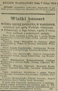 Bal Edwardowa Jacyniczowa 1916